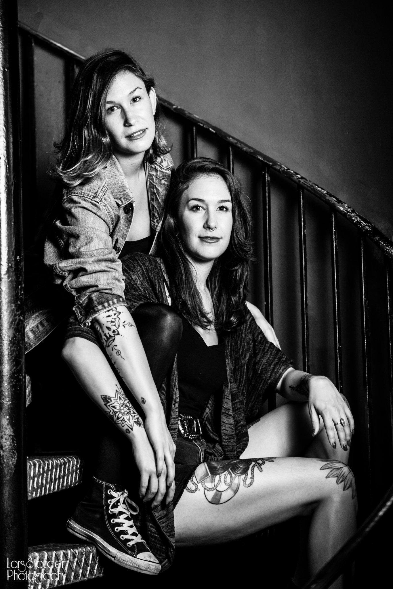 Elisabeth & Gabrielle