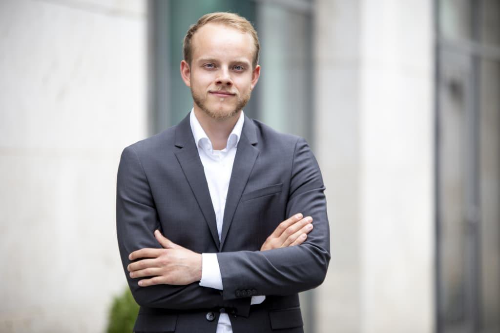 Felix Businessshoot