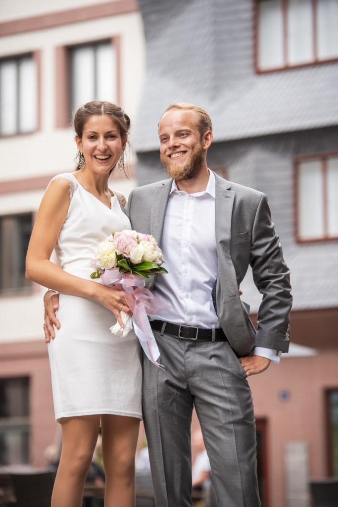 Dijana & Felix | Frankfurter Römer