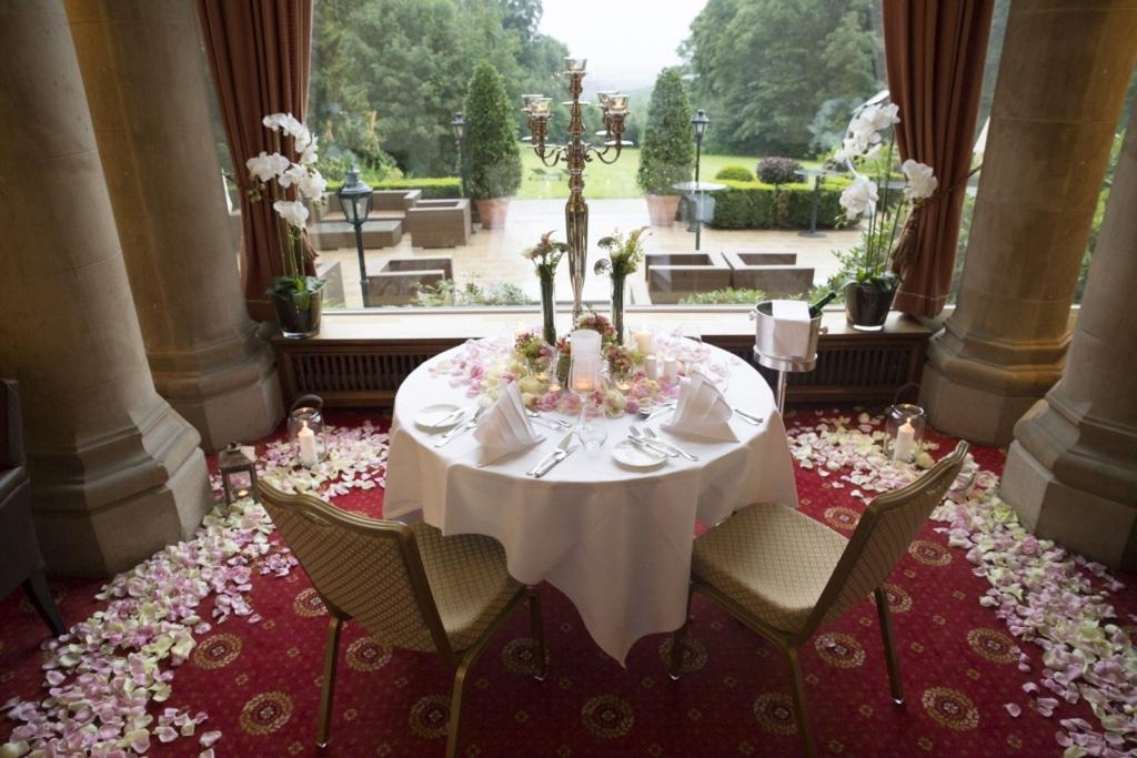 Heiratsantrag Villa Rotschild Kempinski
